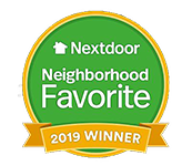 Nextdoor Neighborhood Favorite 2019 Winner